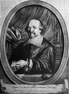 Samuel de Sorbiere French philosopher