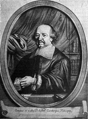Samuel de Sorbiere - Samuel de Sorbiere