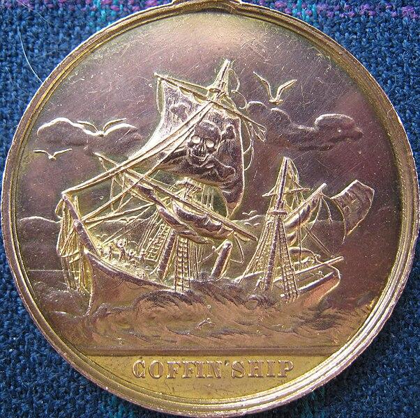 Fichier: Samuel Plimsoll médaille b.jpg