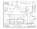 San Carlos Presidio Church, 550 Church Street, Monterey, Monterey County, CA HABS CAL,27-MONT,1- (sheet 13 of 28).png