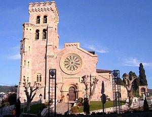 Etxebarri - Doneztebeko Eleiza (The Church of Saint Stephen)