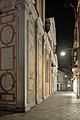 San Giovanni Crisostomo Venezia facciata sud notte.jpg