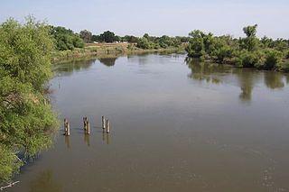 San Joaquin River Longest river of Central California, United States
