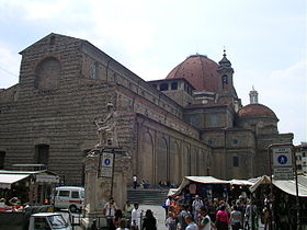 Image illustrative de l'article Basilique San Lorenzo de Florence