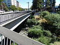 San Lorenzo Creek and bridge downtown Hayward.jpg