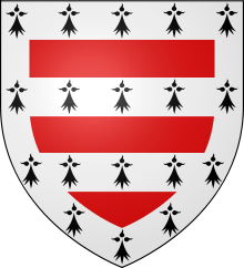 Description de l'image  Sanchet D'Abrichecourt Arms.svg.