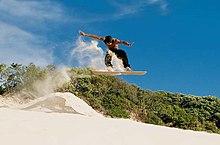 Sandboarding - Wikipedia