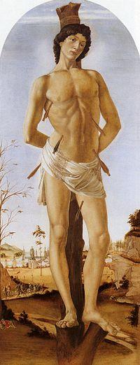Sandro Botticelli - St Sebastian - WGA2706.jpg