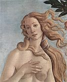 Birth of Venus (Detail)