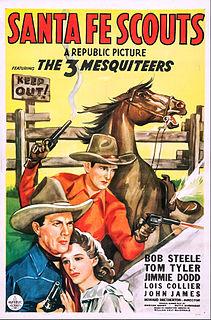 <i>Santa Fe Scouts</i> 1943 film by Howard Bretherton