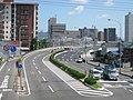 Sanuki-hamakaido in Hamano-cho view east.jpg