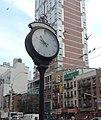 Saratoga clock 75 St 1 av jeh.jpg