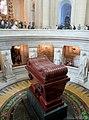 Sarcophagus of Napoleon Bonaparte -Les Invalides, Paris, France-30May2010.jpg