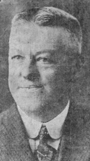 Frederick E. Betts Canadian ice hockey administrator and businessman
