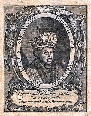Safi of Persia - Image: Schah Safi