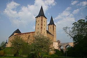 Rochlitz - Rochlitz Castle
