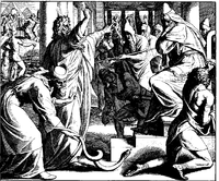Schnorr von Carolsfeld Bibel in Bildern 1860 048