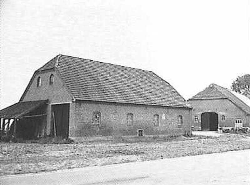 File:Schuur; achter- en zijgevel - 's-Heerenberg - 20494800 - RCE.jpg