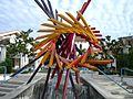 Sculpture at Terra Vista Town Center - panoramio.jpg