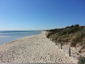 Seaford, Victoria - Image: Seaford Beach and Foreshore Reserve