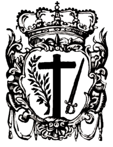 Seal for the Tribunal of the Holy Office of the Inquisition (Spain).png