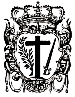 Seal for the Tribunal of the Holy Office of th...