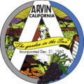 Seal of Arvin, California.png