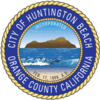 Official seal of Huntington Beach, California