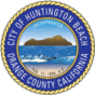 Escudo de Huntington Beach