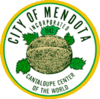 Official logo of Mendota, California