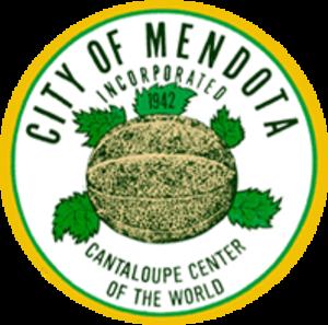 Mendota, California - Image: Seal of Mendota, California (2005)