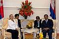 Secretary Clinton Meets With Cambodian Prime Minister Hun Sen (7550503044).jpg