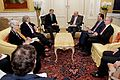 Secretary Kerry Sits With IAEA Director General Amano Before Meeting in Austria Amid Iranian Nuclear Negotiations.jpg