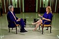 Secretary Kerry Sits With Telemundo's Maria Celeste Before an Interview Focused on Regional Issues and President Obama's Visit to Cuba (25684674980).jpg