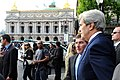 Secretary Kerry and Ambassador Rivkin in Paris.jpg