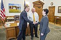 Secretary Perdue meets Ambassador Lighthizer 20170523-OSEC-PJK-0024 (34461599760).jpg