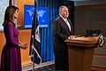 Secretary Pompeo Delivers Remarks to the Media (49203937291).jpg