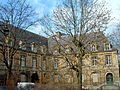 Sedan - Château Bas - Façade côté cour.JPG