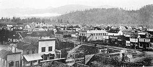 Sedro-Woolley, Washington - Sedro-Woolley in 1906
