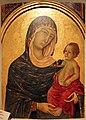 Segna di bonaventura, madonna col bambino da un polittico, da. s.agata 01.JPG