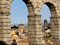 Segovia - Acueducto 15, San Justo y El Salvador.jpg
