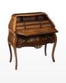 Sekretär, 1700- talets mitt - Hallwylska museet - 110113.tif