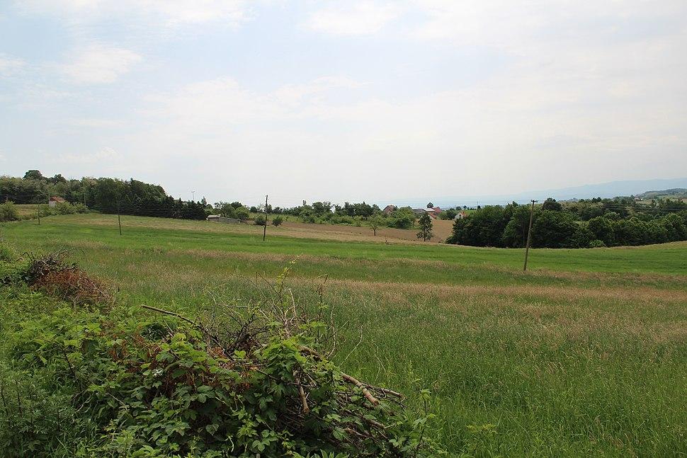 Selo Rabas - opština Valjevo - zapadna Srbija - Panorama 4
