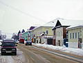 Sergach. Heritage nook of Sovietskaya Street.jpg