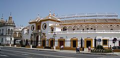 Seville Bullfighting Arena.jpg