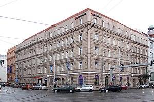 Seznam.cz - Seznam.cz headquarters in Prague