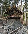 Shōrō, Taiyū-in, Nikko, South view 20190423 1.jpg