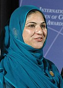 Shad Begum at 2012 IWOC Award (cropped).jpg