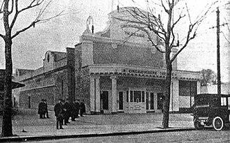 Shepherd's Bush Palladium - Shepherd's Bush Cinematograph circa 1910