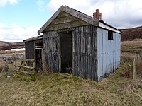 Shepherd's hut - geograph.org.uk - 1754407.jpg